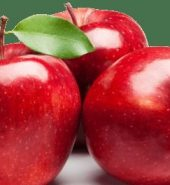 Organic  Red Apple – (Royal Delicious)