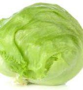 Organic Lettuce Iceberg – 500 gms