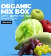 Organic Mix Box